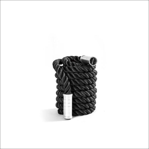 cuerda corssfit agarre aluminio