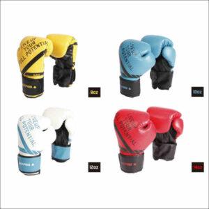 guantes boxeo livepro